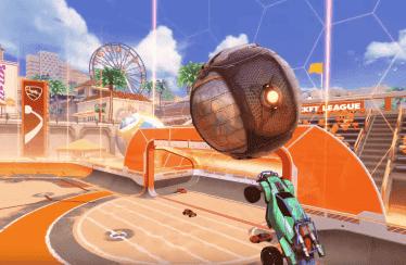 Rocket League presenta en vídeo su nuevo mapa, Salty Shores