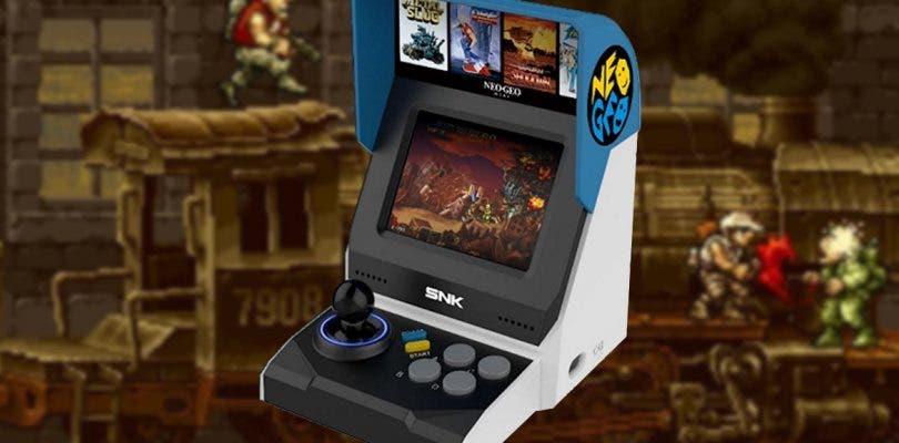 Neo-Geo Mini ya es una realidad y vendrá en dos versiones