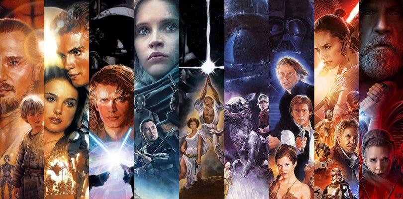Los fans de Star Wars eligen su película favorita de toda la franquicia