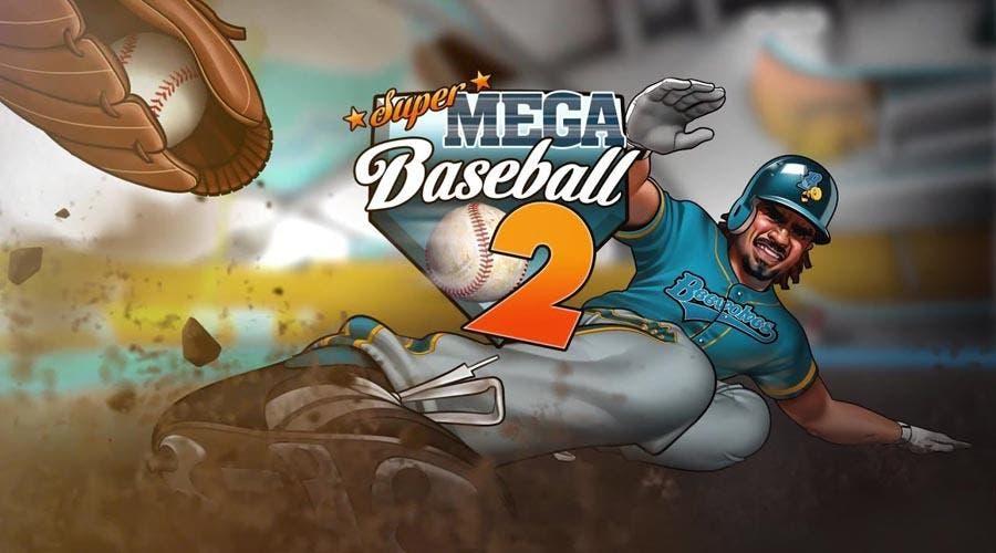 super mega baseball portada