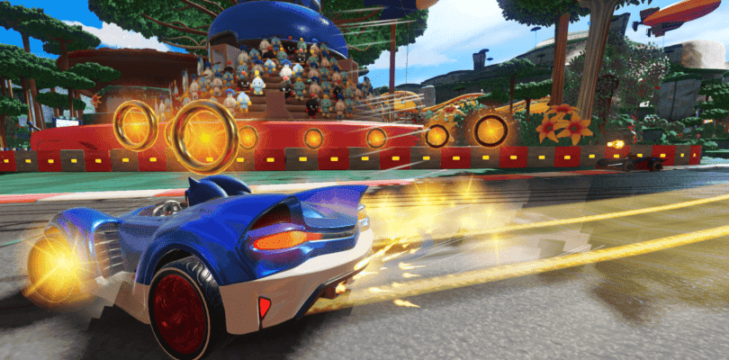 Team Sonic Racing no llegaría hasta el año que viene
