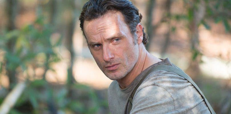 Andrew Lincoln abandonará The Walking Dead tras la novena temporada