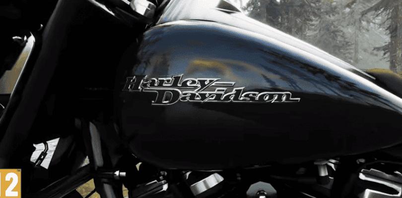 Así luce la Harley Davidson Street Glide en el nuevo vídeo de The Crew 2