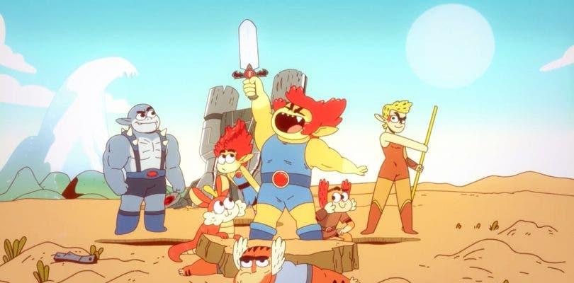 Cartoon Network prepara el regreso de los ThunderCats 30 años después