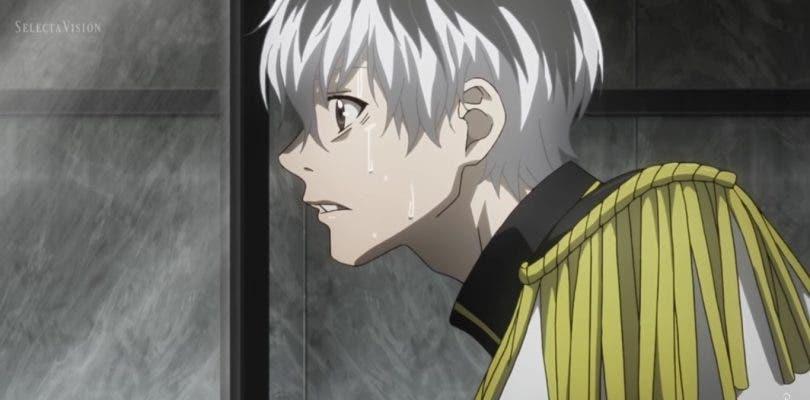 Sasaki se adentra en los recuerdos de Kaneki en el episodio 7 de Tokyo Ghoul:re