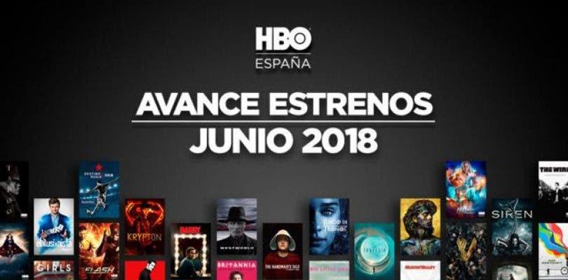 Estas son todas las novedades que llegan a HBO España en junio