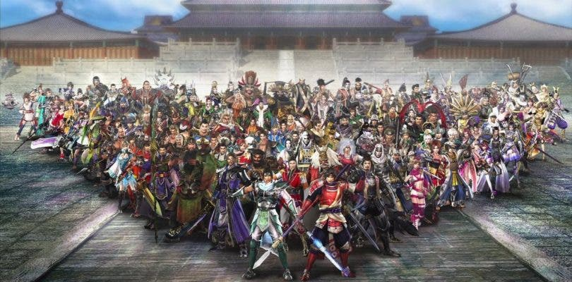 Warriors Orochi 4 llegará a PS4 y Switch con 170 personajes disponibles