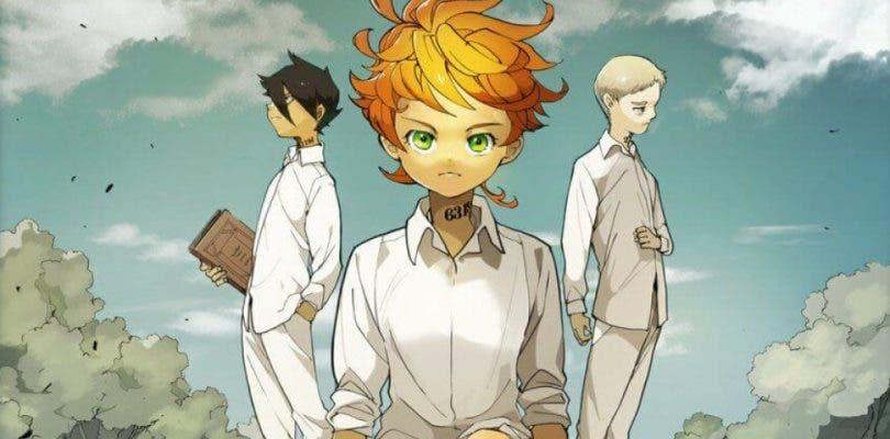 Así serán Emma, Ray, y Norman en el anime de The Promised Neverland