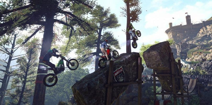 Las motos de trial vuelven con Trials Rising de la mano de Ubisoft