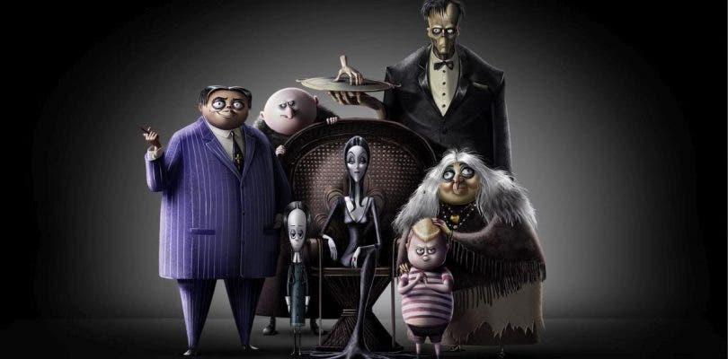 Revelada la sinopsis de la película animada de La familia Addams