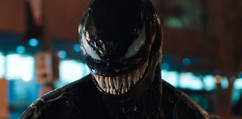 El tráiler de Venom ha sido más visto que cualquier otra película de Spider-Man