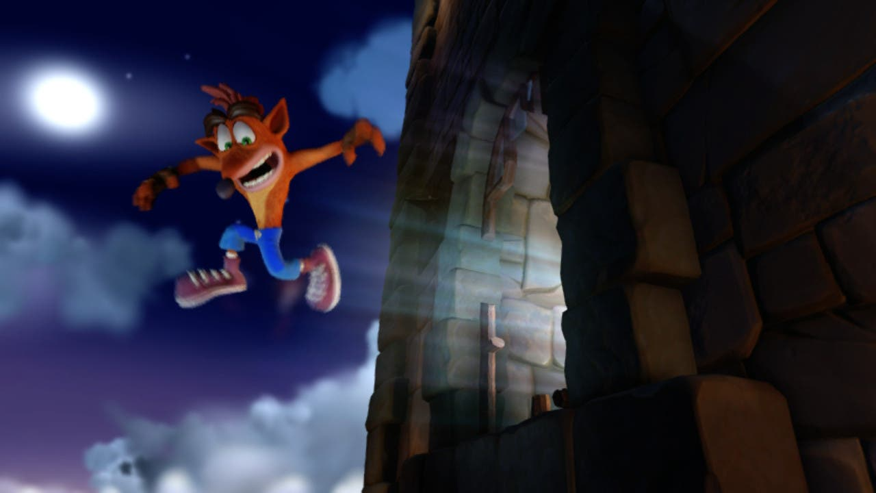 Imagen de Crash Bandicoot N. Sane Trilogy se actualiza con soporte HDR y dos niveles extra