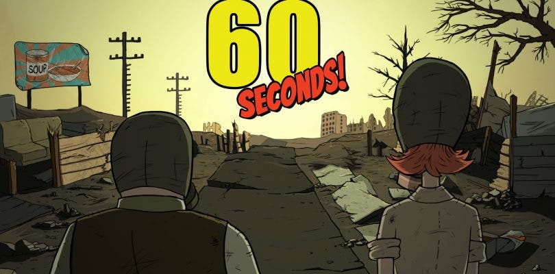 60 Seconds! ha superado el millón de copias vendidas