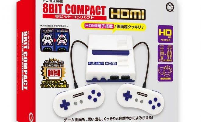 8 BIT Compact HDMI
