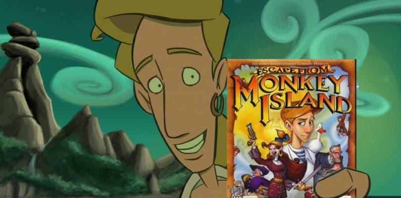 Escape from Monkey Island se pone a la venta en exclusiva en GOG para PC