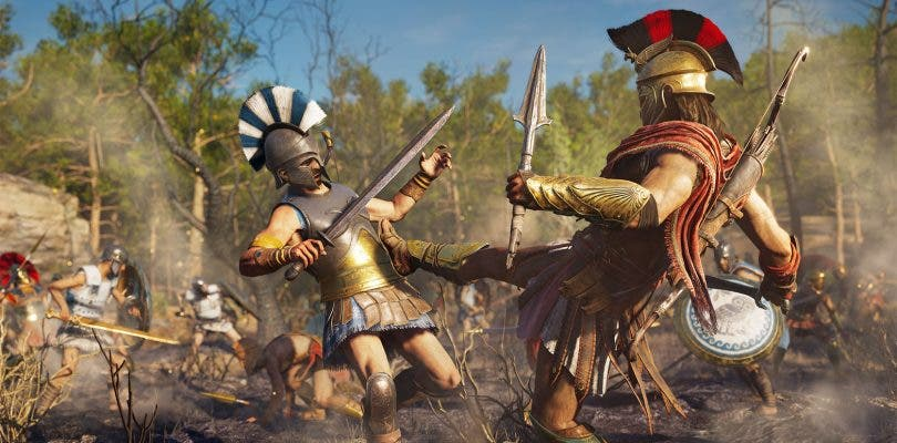 Assassin's Creed Odyssey se deja ver en un esperado gameplay