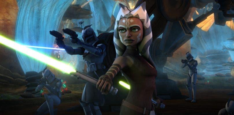 La Comic Con acogerá un panel por el décimo aniversario de Star Wars: The Clone Wars