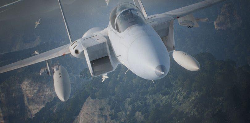 Ace Combat 7: Skies Unknown enseña un nuevo gameplay
