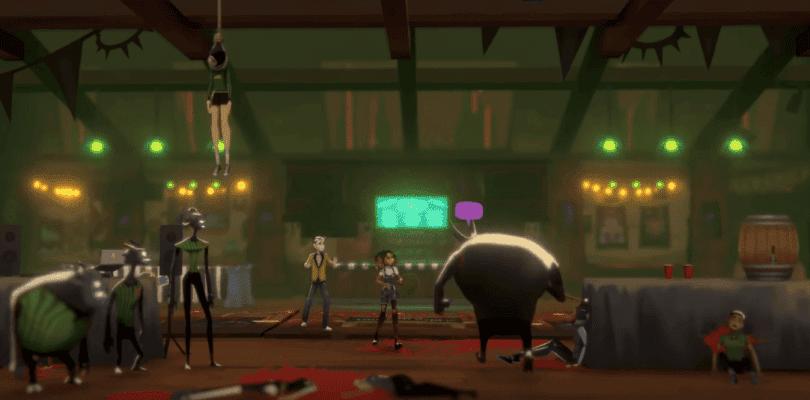 Afterparty se deja ver durante un nuevo gameplay desde el E3 2018