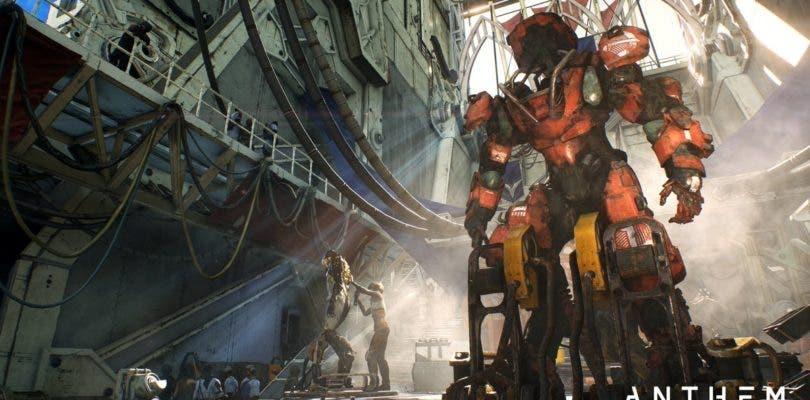 BioWare nos permite conocer nueva información sobre Anthem