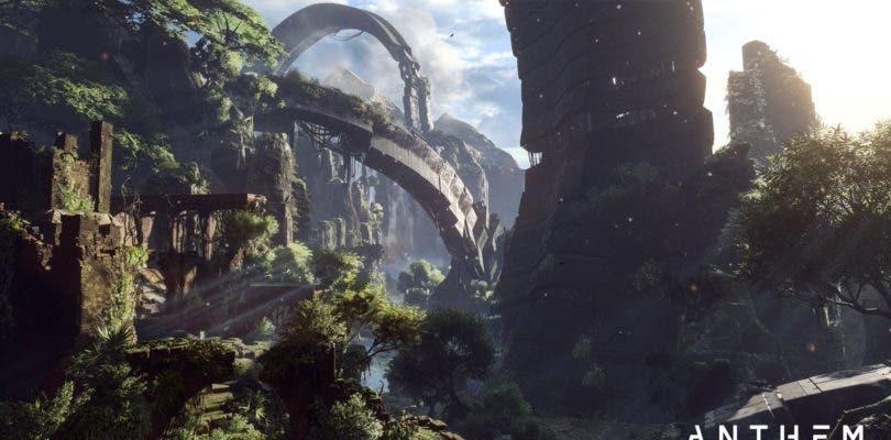 BioWare expandirá la historia principal de Anthem durante varios años