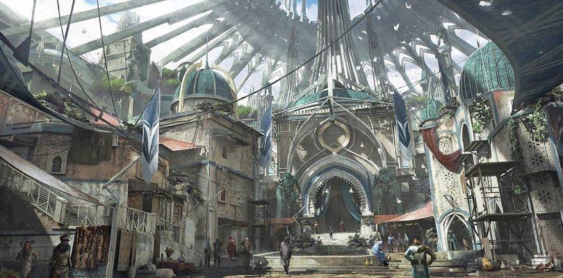 Exploramos una vez más el Fuerte Tarsis de Anthem en su nuevo gameplay