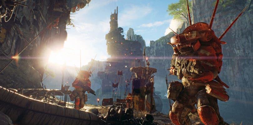 Anthem nos deleita con 10 nuevos minutos de gameplay