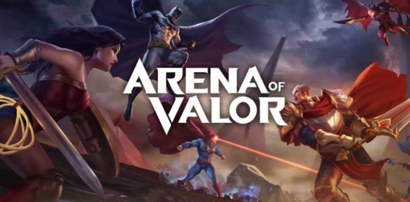 Tencent ha anunciado una beta cerrada de Arena of Valor para Switch