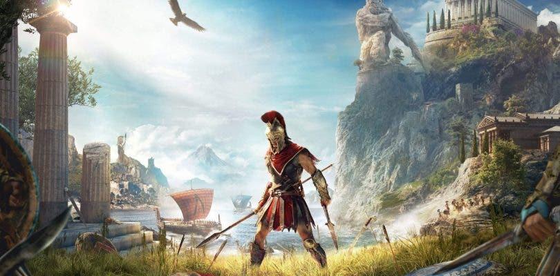 Assassin's Creed Odyssey ofrece un tema dinámico gratuito para PS4