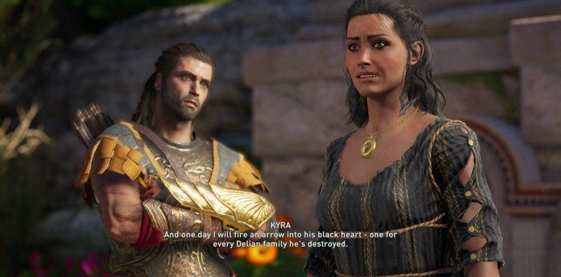 Assassin's Creed Odyssey permitirá establecer romances