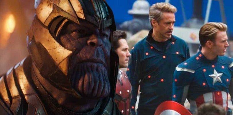 Marvel regrabará algunas escenas de Avengers 4 durante este verano