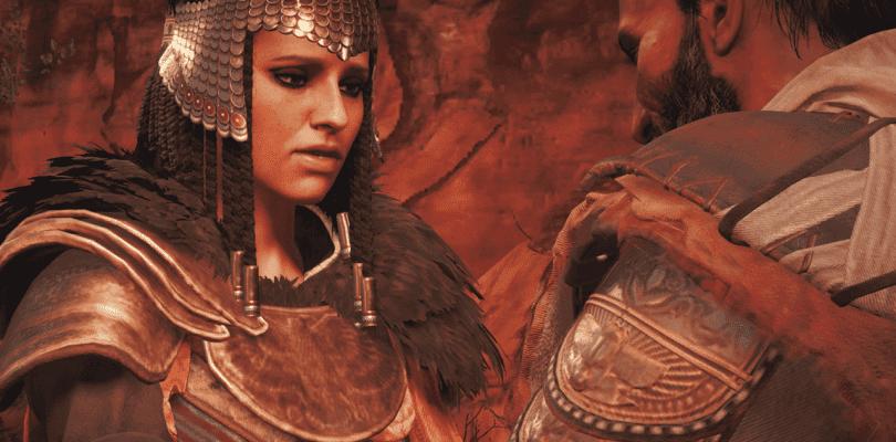 ¿Estará Assassin's CreedOdyssey protagonizado por Amunet?
