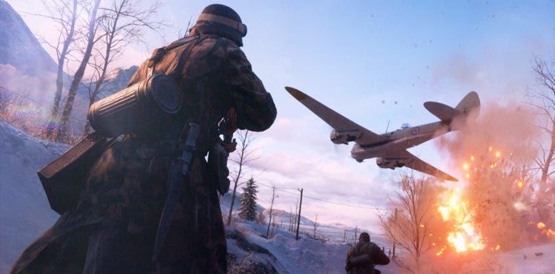 Battlefield V contará con una segunda Alpha cerrada en PC la próxima semana