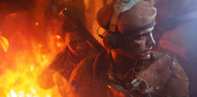 EA está investigando varios problemas de la alpha cerrada de Battlefield V