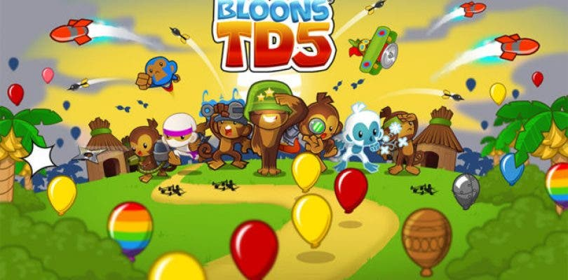 Bloons Tower Defense 5 Llegara A Nintendo Switch El Dia De Hoy