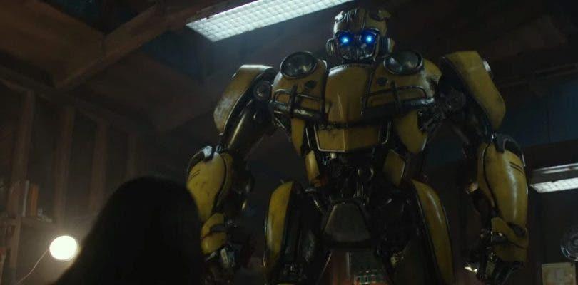 El amigo amarillo regresa a los años ochenta en el primer tráiler de Bumblebee