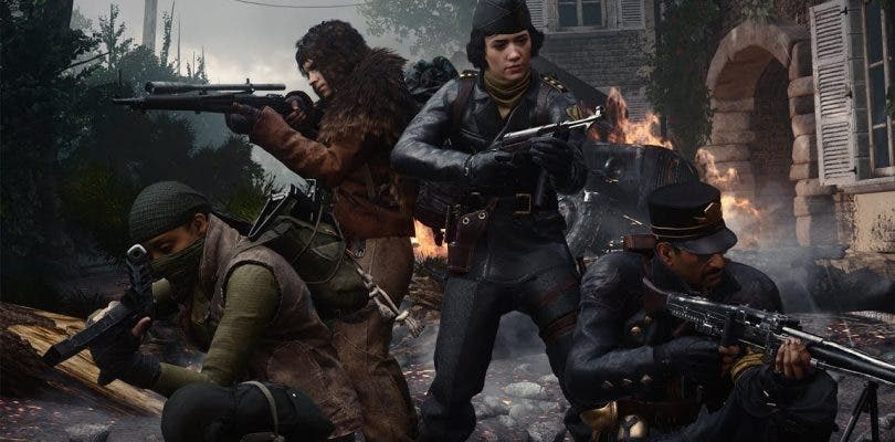 Call of Duty WWII: Frente Unido ya está disponible en Xbox One y PC