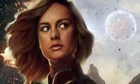 Capitana Marvel podrá mover planetas en el UCM