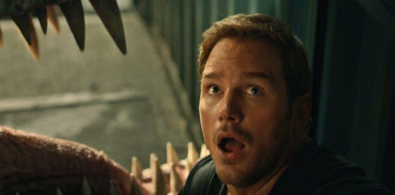 Jurassic World 2 logra el mejor estreno en España desde 2015