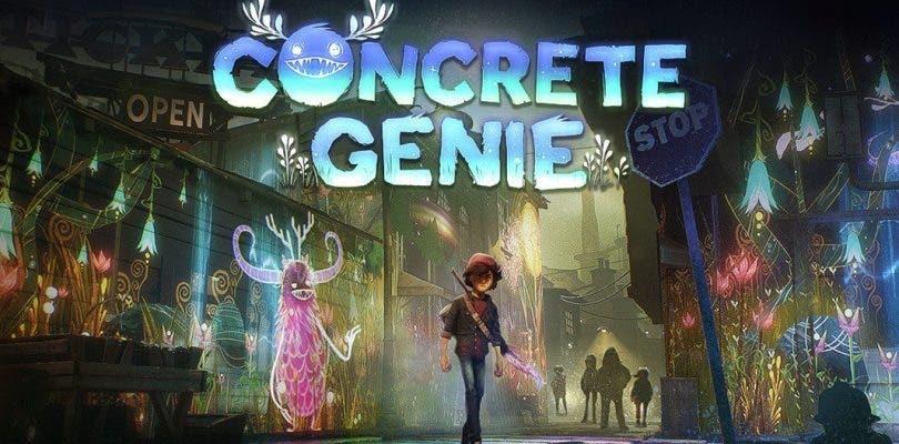Concrete Genie muestra un tráiler con motivo del E3 2018