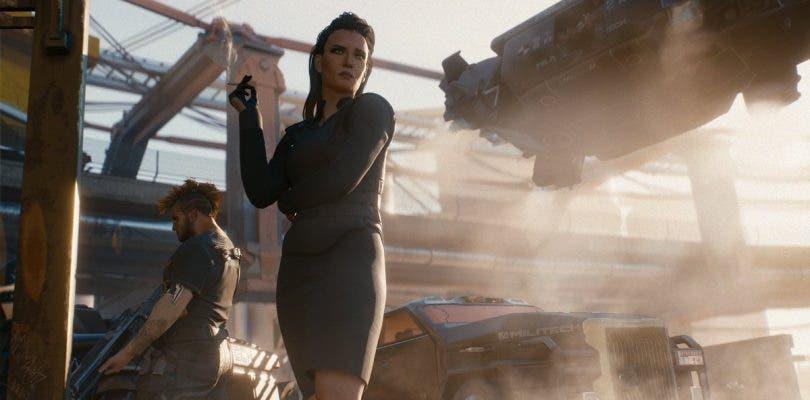 """La llegada de Cyberpunk 2077 podría ser dentro de """"unos años más"""""""
