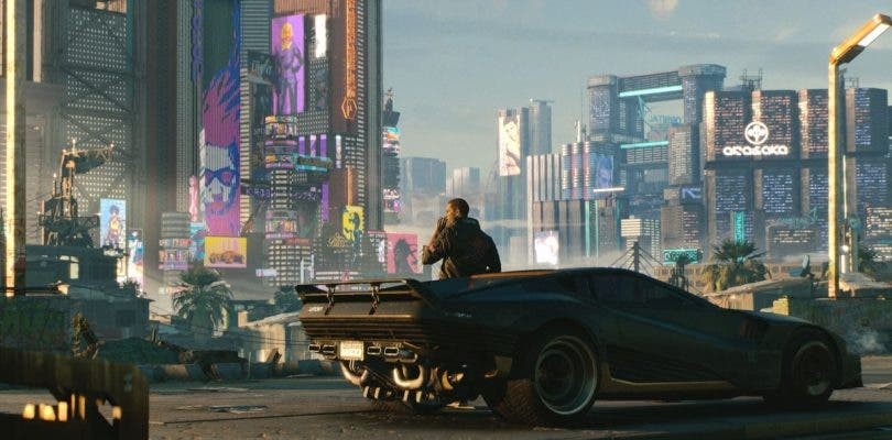 Los coches voladores de Cyberpunk 2077 no podrán ser utilizados