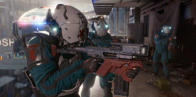 Cada escena del tráiler de Cyberpunk 2077 da información de su mundo