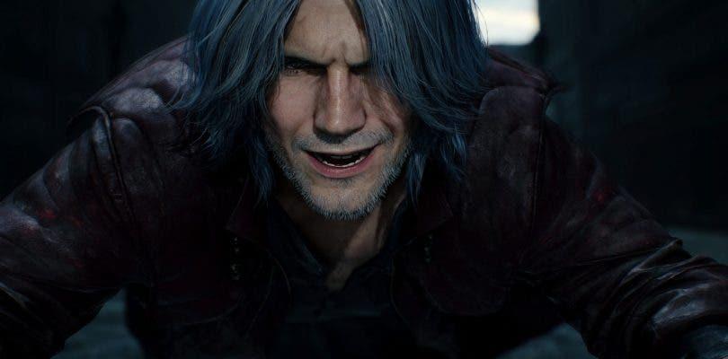 El desarrollo de Devil May Cry 5 está cerca de completarse