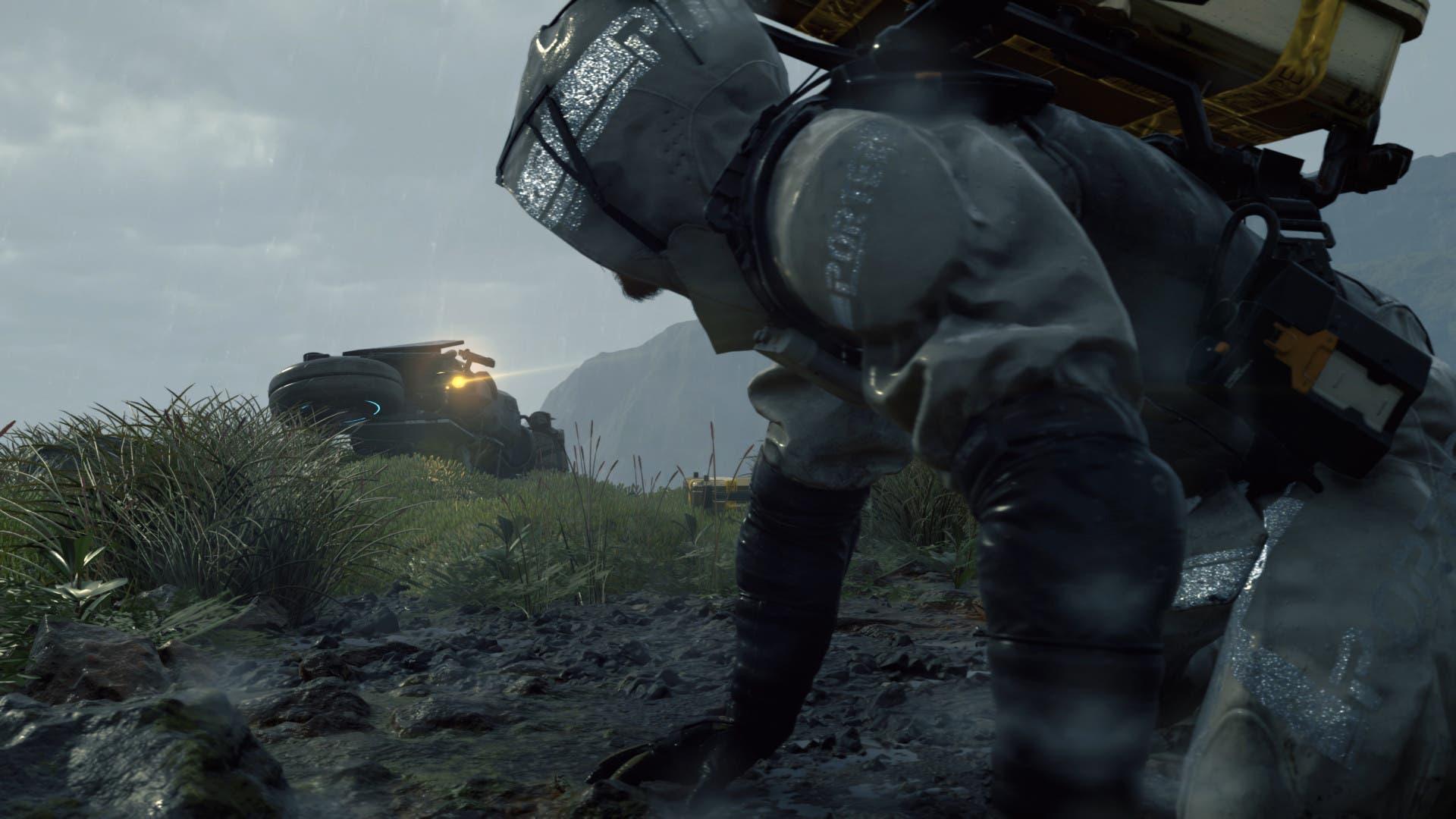 Imagen de Death Stranding no será realmente divertido hasta que no lleguemos a la mitad, según Kojima