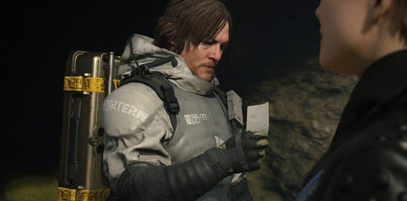 Death Stranding se muestra por primera vez en un gameplay