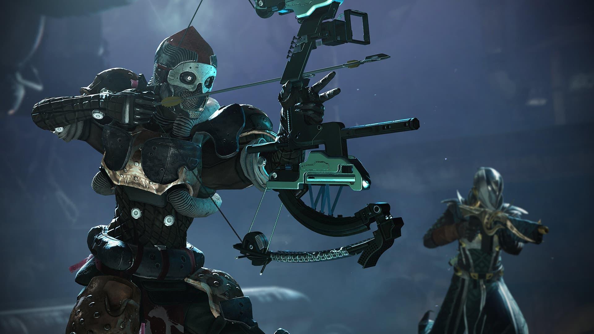 Imagen de Destiny 2: Los Renegados ocupará un gran espacio en el disco duro de PlayStation 4