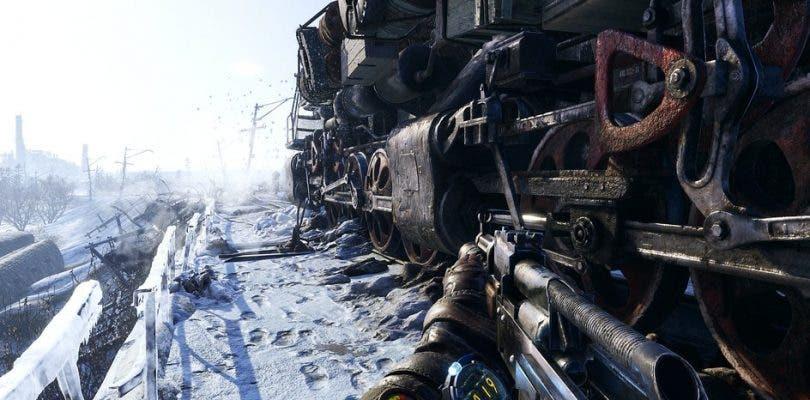 Metro Exodus se deja ver en un nuevo gameplay durante el E3 2018