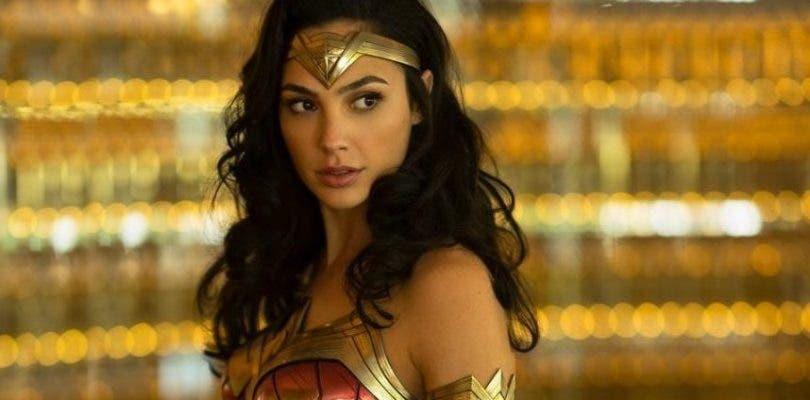 Diana brilla en la primera imagen de Wonder Woman 1984
