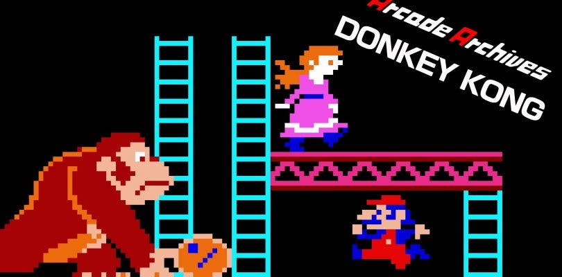 El Donkey Kong original ya está disponible para Nintendo Switch